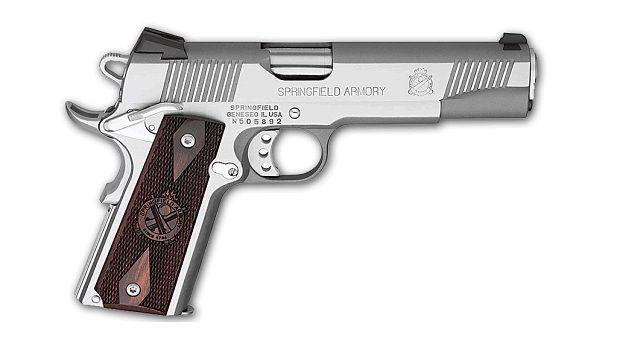 Springfield 1911 A1 Loaded: Classic Gun, More Fun - TheArmsGuide.com