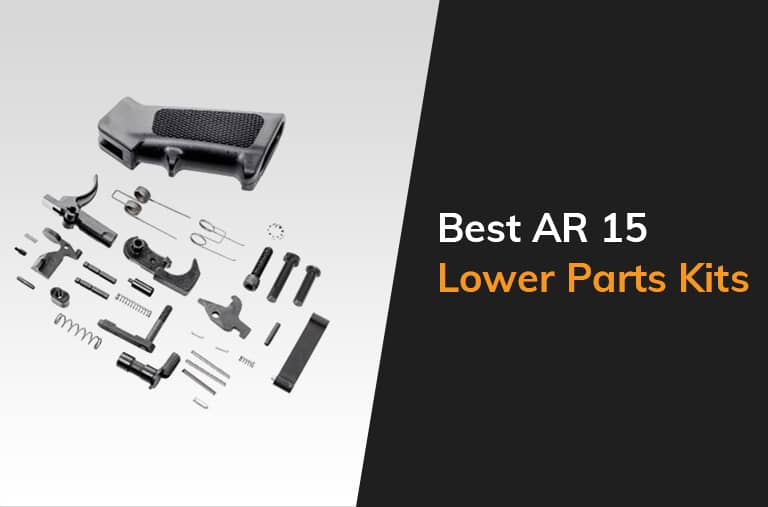 Best Ar 15 Lower Parts Kits