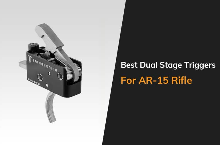 Best Dual Stage Triggers For Ar 15 Rifle Featuredimage