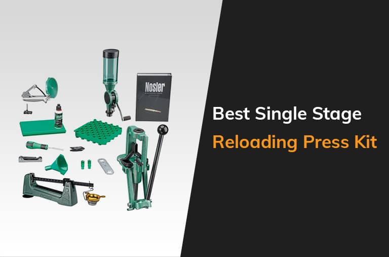 Best Single Stage Reloading Press Kit Featuredimage