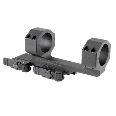 Anderson Manufacturing - AR-15 80% Lower Receiver Black Anodized