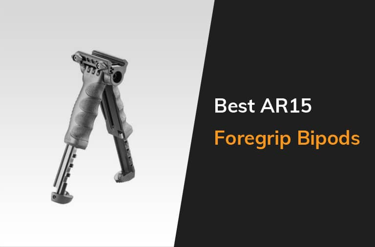 Best Ar 15 Foregrip Bipods