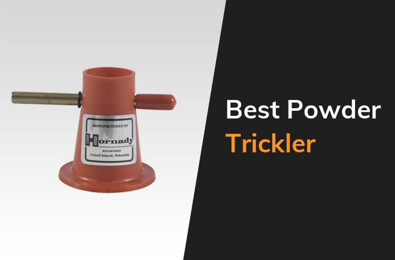 Best Powder Trickler