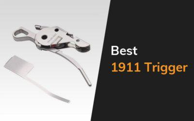Best 1911 Trigger
