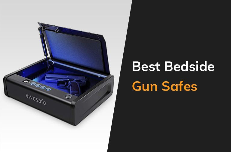 Best Bedside Gun Safes Featured