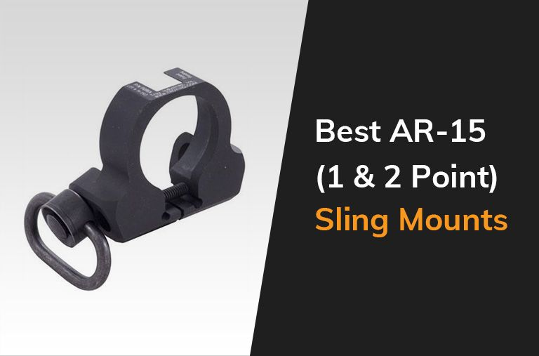 Best Ar 15 1 2 Point Sling Mounts