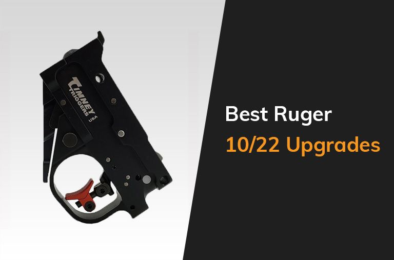 Best Ruger 10 22 Upgrades
