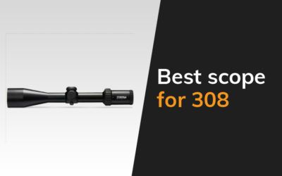Best Scope For 308 Featured